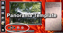 New Panorama Virtual Tour Template
