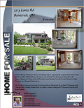 Real Estate Flyer Sample #15